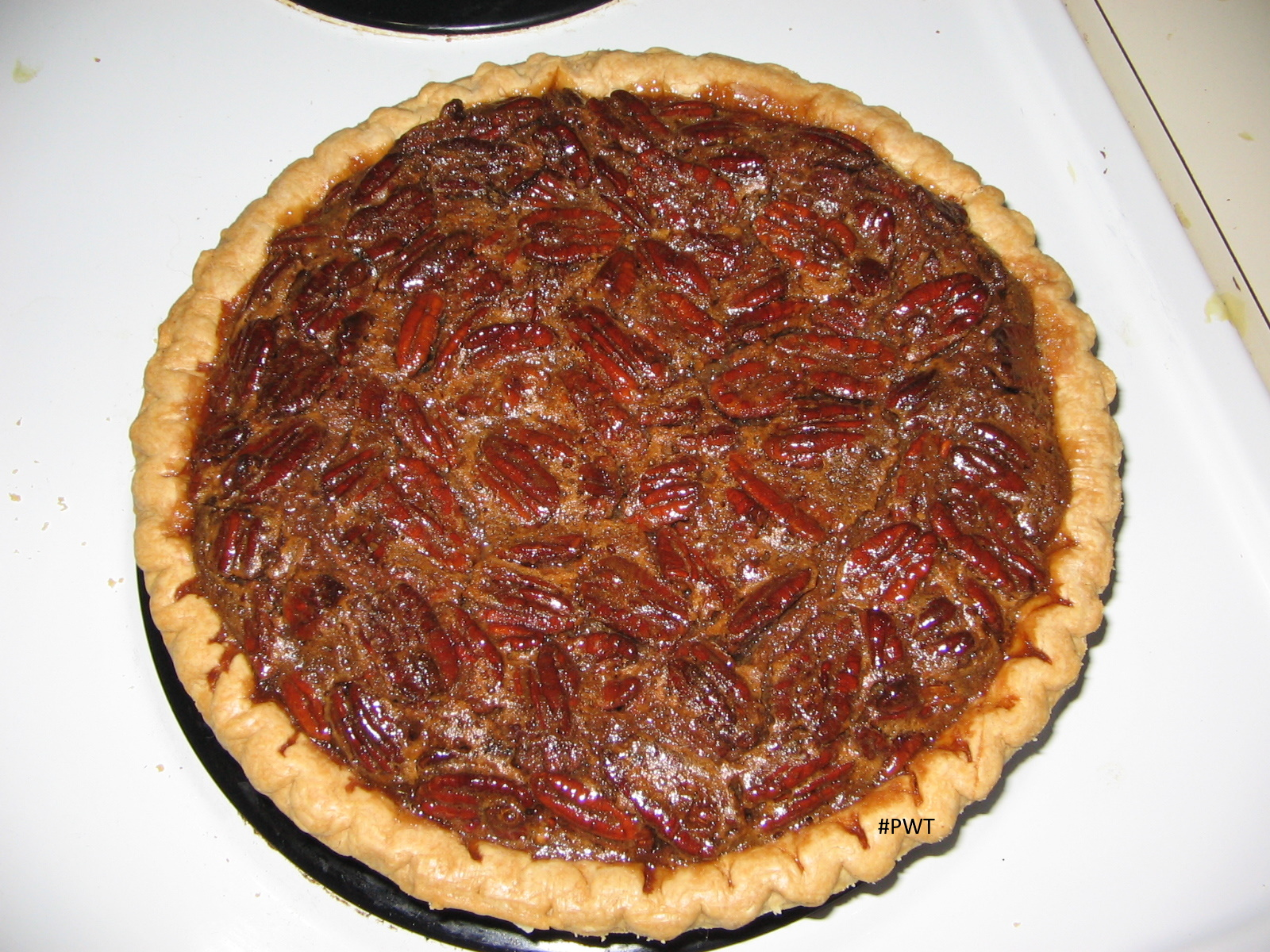 1830 Dauphine House. New Orleans, Louisiana Chewy Plantation Pecan Pie
