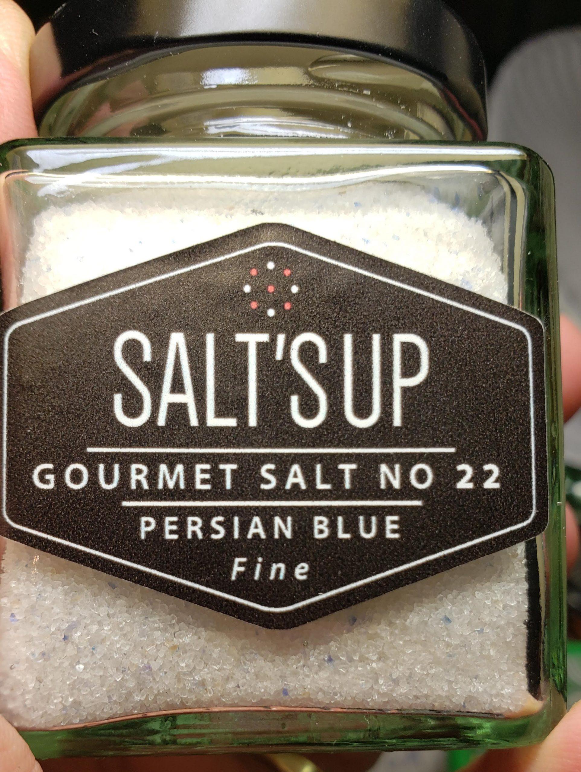 Rare Blue Salt