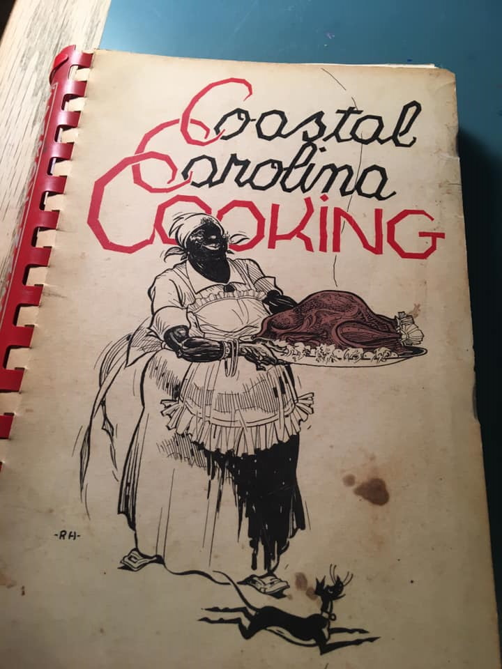 Coastal Carolina Cooking Cook Book